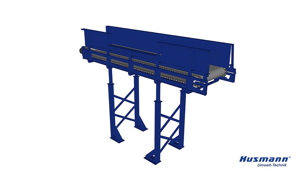 Реверсивный ленточный транспортер расчет привода ленточного конвейера курсовая работа