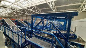 Открытие комплекса по переработке отходов КПО «Север» производства ГК «Хусманн Рус»