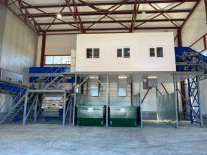 мусороперерабатывающий завод, мусоросортировочный комплекс, мусоросортировочный завод, сортировочный комплекс, мусоросортировка
